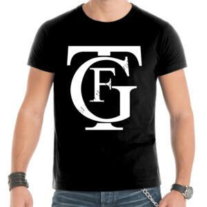 Camiseta de hombre con el logo del gran teatro Falla