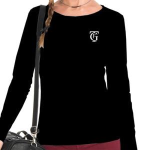 Camiseta de manga larga con logo del gran teatro Falla - Mujer
